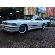 Side skirts Autopista style for Mark2 Cresta Chaser X81 Cressida MX83