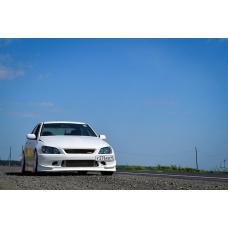 Aero kit Vertex style for Lexus IS200 IS300 Toyota Altezza GXE10 SXE10 98-05