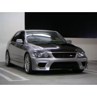 Front bumper TRD ver.1 for Lexus IS200 IS300 Toyota Altezza GXE10 SXE10 98-05