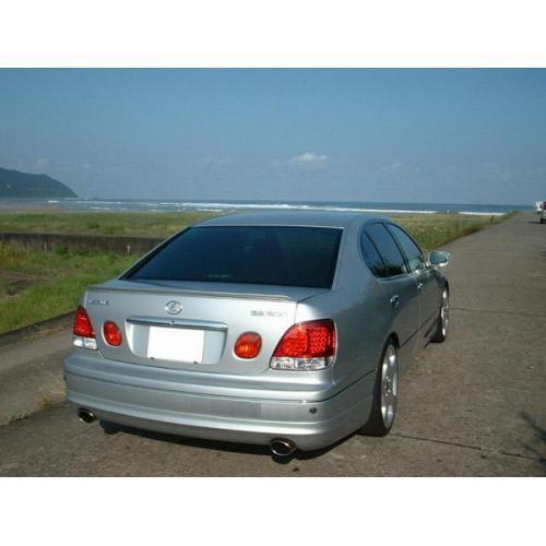 Rear lip Wald style for Lexus GS300 GS400 Aristo JZS160 JZS161