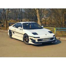 Front lip Trust style for Toyota SW20 MR2