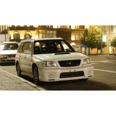 Aero kit STI2M for Subaru Forester sf5 sf9