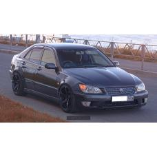 Side Skirts for Lexus IS200 IS300 Toyota Altezza 98-05 - Exclusive Design by KFD Team