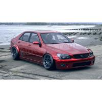 Side Skirts for Lexus IS300, Lexus IS200, Toyota Altezza 98-05 - Exclusive Design by KFD Team