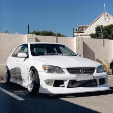 Front bumper BN sports style for Lexus IS200 IS300 Toyota Altezza GXE10 SXE10