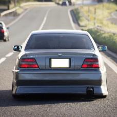 Rear bumper BN sports style for Chaser X100