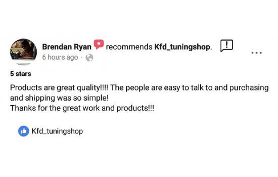 Brendan Ryan reviewed our goods