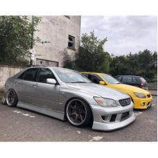 Side skirts BN sports style for Lexus IS200 IS300 Toyota Altezza GXE10 SXE10 98-05