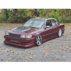 Aero kit Big Win style for Mark2 Cresta Chaser Cressida X81 MX83