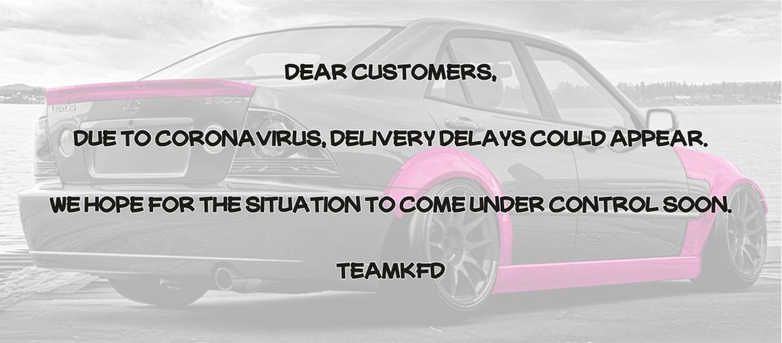 delays due coronavirus