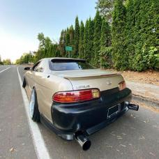 Rear bumper BN sports TYPE 1 style for Lexus SC300 SC400 Soarer JZZ30 JZZ31