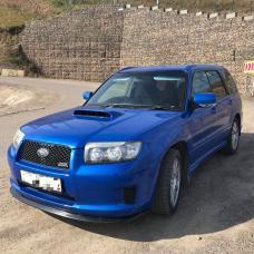 Front lip STI SG Subaru Forester 2005-2007