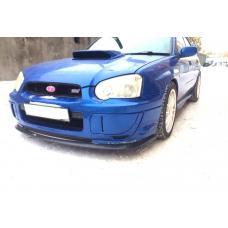 Front Lip STi for Subaru Impreza gg gdb 2002-2005