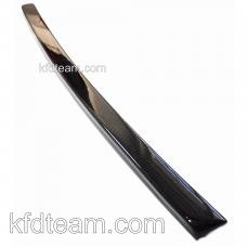 Lip spoiler for Toyota Chaser X100 1996-2001 (Carbon - FRP Composite)