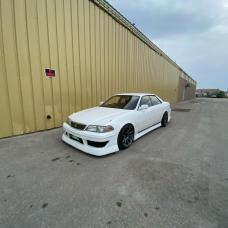 Front bumper BN sports style for Mark2 X100