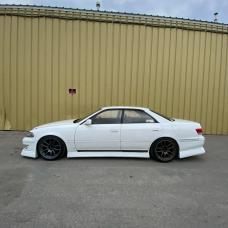 Side skirts BN sports style for Mark2 X100