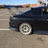 ROOF wing for Nissan Silvia S15