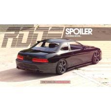 Roof spoiler for Soarer, Lexus SC300, Lexus SC400 - CARBON- Exclusive by KFD Team