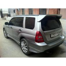 Door spoiler SYMS style for Subaru Forester SG